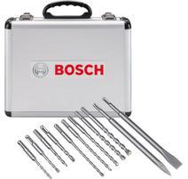 Bosch 2608578765 11-dielna sada vrtákov a sekáčov SDS-Plus 2608578765