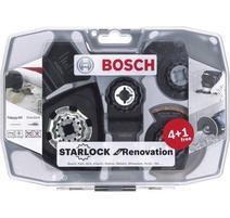 Bosch 2608664624 5-dielna sada pre oscilačné náradie, renovácie