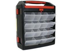 Strend Pro BBx3027 Organizer 30 zásuviek, kufrík, max. 12 kg