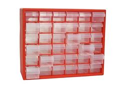 Strend Pro SBx3045 Organizer 36 zásuviek, 405x305x65 mm, max. 25 kg