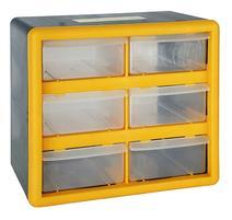Strend Pro SBx3045-A Organizer 06 zásuvkový, 265x160x235 mm, max. 12 kg