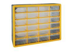 Strend Pro SBx3045-C Organizer 24 zásuvkový, 500x160x390 mm, max. 28 kg