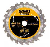 DeWALT FLEXVOLT DT99560 Pilový kotúč 165x20mm 24 zubov