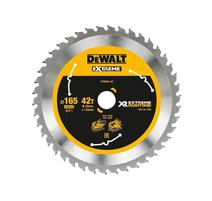 DeWALT FLEXVOLT DT99561 Pilový kotúč 165x20mm 42 zubov