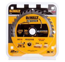 DeWALT FLEXVOLT DT99566 Pilový kotúč 210x30mm 36 zubov