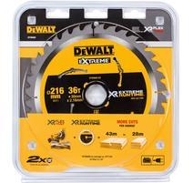 DeWALT FLEXVOLT DT99569 Pilový kotúč 216x30mm 36 zubov