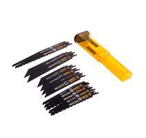 DeWALT FLEXVOLT DT99550 Súprava plátkov pre mečové píly 13-dielna