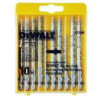 DeWALT DT2290 Sada pílových listov na drevo pre priamočiare píly 10 DIELNA