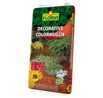 Floria Decorative ColorMulch červený - mulčovacia kôra 70L