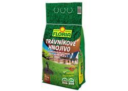 Agro Trávnikové hnojivo s odpudzujúcim účinkom proti krtkom 2,5kg