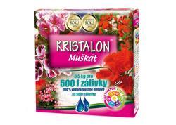Agro Kristalon Muškát – hnojivo novej generácie 0,5kg