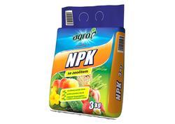 Agro Univerzálne hnojivo NPK 3KG