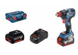 Bosch GDX 18V-200 C Aku rázový skrutkovač 18V, 5,0 Ah 06019G4201
