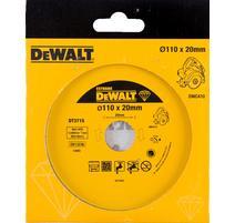 DeWALT DT3715 Diamantový kotúč pre rezačku obkladov DWC410 na rezanie žuly