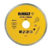 DeWALT DT3714 Diamantový kotúč pre rezačku obkladov DWC410 na rezanie 110x20mm