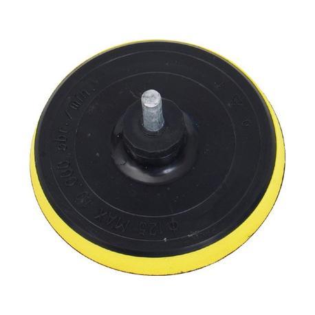 Extol Craft Tanier unášací so suchým zipsom so stopkou, 125mm, pevný 108425