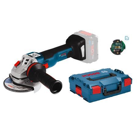 Bosch GWS 18V-10 C Professional Aku uhlová brúska 18V, 115mm bez akumulátora a nabíjačky 06019G320A
