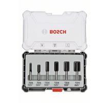 Bosch 2607017465 Sada frézok 6-dielna