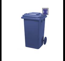 Strend Pro GB2 Nádoba na odpad modrá 120 lit
