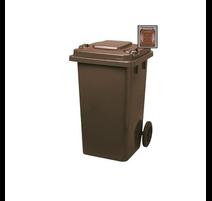 Strend Pro GB2 Nádoba na odpad hnedá 120 lit