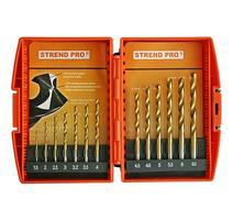 Strend Pro FD038 Sada vrtákov do kovu 13 dielna