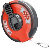Extol Premium Pásmo meracie oceľové, 20mx13mm, rýchlonavíjanie 8821092