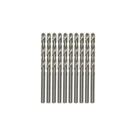 Makita D-06317 Vrtáky do kovu 3,5x70mm 10ks