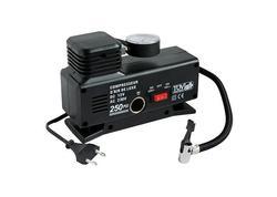Strend Pro Aircom AC250 Kompresor 250 psi, 230V/12V
