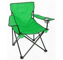 Strend Pro BC2012A Skladacia stolička zelená 53x53x90 cm 120 kg