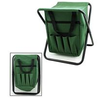 Strend Pro FC4107 Rybárska skladacia stolička 25x27x32 cm, nosnosť 80 kg