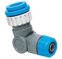 """Aquacraft 550344 Kĺbový adaptér na hadicu 1/2""""-3/4""""-1"""", 360, 180, 1/2"""""""