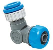 """Aquacraft 550345 Kĺbový adaptér na hadicu 1/2""""-3/4""""-1"""", 360, 180, 3/4"""""""