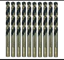 Makita P-60682-10 Vrtáky do kovu 4,5x80mm