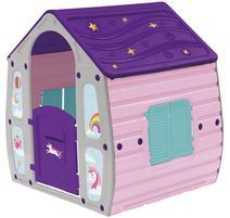 BUDDY TOYS BOT 1142 domček ružový VILLAGE