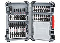 Bosch 2608522366 Súprava skrutkovacích hrotov Impact Control, 31 ks