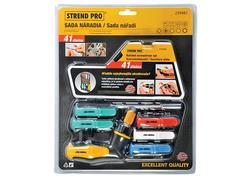Strend Pro SDX47-141 Sada skrutkovačov bity 41 dielna
