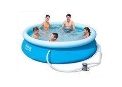 Bestway 57270 Nafukovací bazén filter 3,05x0,76 m