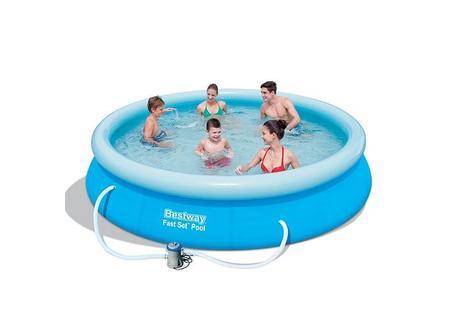 Bestway 57274 Nafukovací bazén filter 3,66x0,76 m