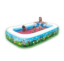 Bestway 91008 Nafukovací detský bazén 2,62x1,75x0,51 m