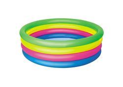 Bestway 51117 Nafukovací dúhový detský bazénik 157x46 cm