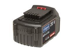Scheppach ABP4.0-20LI Lithium iónová batéria 4 AH 20 V