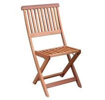 Strend Pro LEQ AGERSTED Drevená stolička 46x58x87 cm
