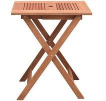 Strend Pro LEQ BORREN Drevený stôl 45x60x72 cm
