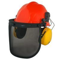 Strend Pro Safetyco SM-409P Štít prilba a chránič sluchu