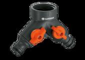"""Gardena 940-20 2-cestný ventil 33,3 mm (G 1"""")"""