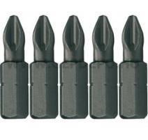 Makita P-47896 Sada bitov PH3x25mm 5ks