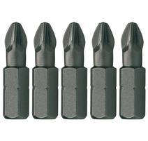 Makita P-47977 Sada bitov PZ2x25mm 5ks