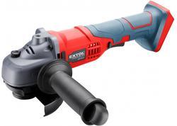 Extol Premium Akumulátorová uhlová brúska 20V, 115mm, M14, 1x 2Ah Li-ion, rýchlonabíjacka 8891840