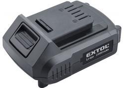 Extol Premium Akumulátor 20V/2Ah, Li-ion, pre 8891800-843 8891881