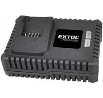 Extol Premium Nabíjacka akumulátorov 20V/4A, pre 8891800-843 8891892